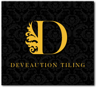 Deveaution Tiling Logo: Quality tiling in Winnipeg, Manitoba and surrounding area